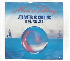 Modern talking 1986: Atlantis is calling-sos for Love-vinyl single