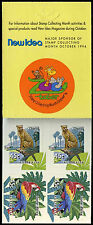 Australia 1994 SG#SB86, zoos Endangered Species MNH Stamp Booklet #C35468