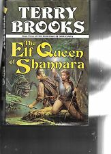 Heritage of Shannara Book 3: Elf Queen of Shannara by Terry Brooks HC 1st 1992