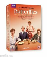 Butterflies - The Complete BBC TV Series Collection Box Set | New | Sealed | DVD