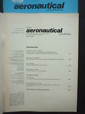 11/76 AERONAUTICAL JOURNAL SPACELAB ENGINE NOISE AIRCRAFT DESIGN AIRLINE MANAGEM