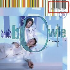 DAVID BOWIE HOURS CD ALBUM (Released July 8th 2016)