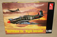 "1/48 Hobby Craft Hurricane llc  ""Night Intruder""*"