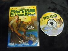 "USED DVD Movie  ""The Crocodile Hunter"" Collision Course (G)"