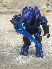 Halo Mega Bloks Covenant Armor Customizer Pack CNH21 ELITE ZEALOT MINIFUGURE!!