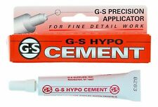 G-S GS Hypo Cement 2 Pack Free Shipping
