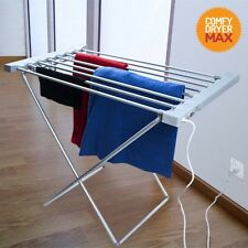 Electric Clothes Horse Heater Towel Rails Comfy Dryer Max Laundry Compak Airer