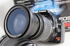Ultra Wide Angle Macro Fisheye Lens for Canon Eos Digital Rebel 58 52mm 50mm 35