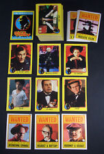 1990 Topps Dick Tracy Trading Card Set with Sticker Set Nm/Mt