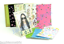 Gmatrix 60 Different Colorful Sticker Borders 60 Sheets for Fujifilm Instax Mini