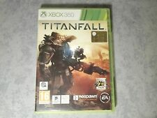TITANFALL SHOOTER FPS ROBOT MICROSOFT XBOX 360 PAL ITALIANO COMPLETO COME NUOVO