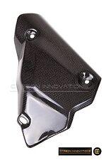 Ducati Carbon Fiber Exhaust Cover Heat Shield 848 1098 1198 Dry Pre-preg