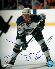"Jim ""Soupy"" Campbell Autographed Photograph with COA"