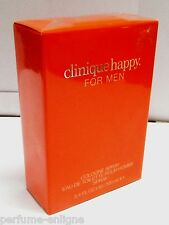 NEW* Clinique Happy for Men Cologne Spray Eau De Cologne EDC 100ml NIB & Sealed*