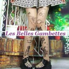 COLLANT FANTAISIE TATTOO SEXY FANCY PANTYHOSE TATTOO