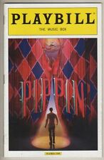 """""""Pippin""""  Playbill  2014  Revival   Annie Potts, Charlotte d'Amboise"""