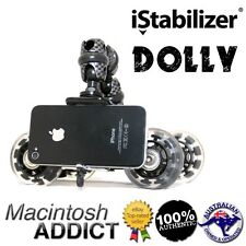 iStabilizer Dolly Tracking Shots Tripod Mount for Smartphone Camera iPhone