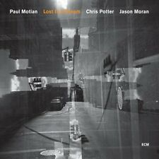 Lost In A Dream - Motian/Moran/Potter (2010, CD NEUF)