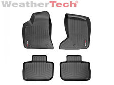 WeatherTech Floor Mats FloorLiner for Chrysler 300 w/AWD - 2011-2016 - Black