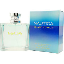 Nautica Island Voyage for Men 3.4 oz Eau de Toilette Spray Discontinued