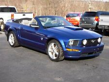 Ford: Mustang 2dr Conv GT
