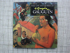 Life & Works Of Gaugin (Tahiti, Polynesia, Synthetist Style, The Yellow Christ)