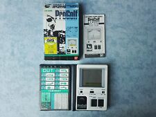 PRO GOLF GAME & WATCH HANDHELD LSI BANDAI BOXATO BOXED COMPLETO ITALIANO GIG
