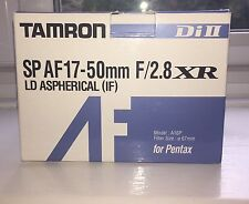 Tamron SP AF 17-50mm f/2.8 Lens For Pentax Great Condition Uk Seller