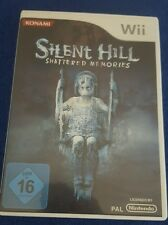 Silent Hill: Shattered Memories (Nintendo Wii, 2010, DVD-Box)