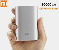 100% Original xiaomi power bank 10000mAh Mobile Backup powerbank