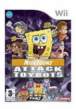 Nicktoons: Attack of the Toybots (Wii) VideoGames