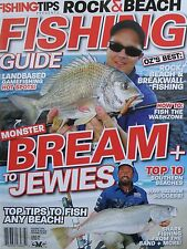 Fishing Tips Presents Rock & Beach Fishing Guide Magazine  - 20% Bulk Discount