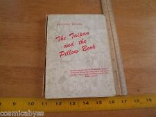 The Taipan and the Pillow book Japan 1956 pb Courtney Browne 1st edition