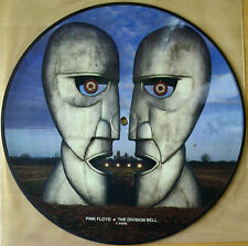 SUPER! PINK FLOYD THE DIVISION BELL VINYL LP PICTURE PIC DISC