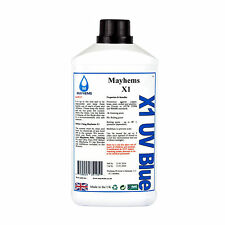 Mayhems X1 Pre Mixed Water Cooling Liquid Coolant UV Blue Fluid 1 Litre