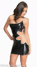 SEXY METALLIC NIGHTCLUB STRIPPER DANCER EROTIC EXOTIC FASHION DRESS 8