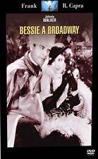"""DVD NEUF """"BESSIE A BROADWAY"""" Johnnie WALKER / Frank CAPRA"""