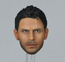 Custom 1/6 Resident Evil 5 Biohazard Chris Redfield Action Figure Head Sculpt