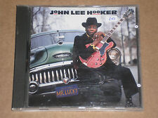 JOHN LEE HOOKER (KEITH RICHARDS, RY COODER) - MR. LUCKY - CD COME NUOVO (MINT)