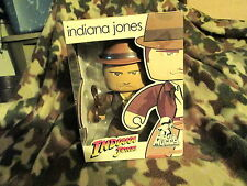 2008 Indiana Jones Mighty Muggs New Sealed Ages 6+