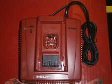 HILTI 4/36- ACS  BATTERY CHARGER, BRAND NEW