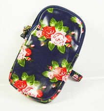 Mobile Gadget Case Cover Pouch Carry Strap Accessory Navy Blue NEW Gift Nightout