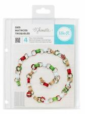 We R Memory Keepers Die Set PAPER CHAIN Decorate -w/Magnetic Sheet/Pouch -340653