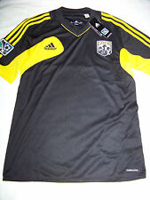 Adidas Men's ClimaCool Columbus Crew Training Top NWT Medium