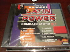 LATIN POWER KARAOKE VCD DVD VCLP-017 BOMBAZO LATINO VOL 2 SEALED