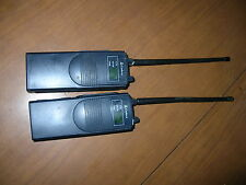 2 COBRA HH-35 40 Channel Portable Handheld 2-Way CB Radio Walkie Talkie Pair