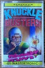 Knuckle Busters By Ricochet For Sinclair ZX Spectrum 48k/128k