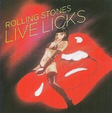 The Rolling Stones, Live Licks, New Live, Original recording remaste