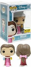 Funko Pop! Unhooded Belle Beauty And The Beast Hot Topic Exclusive #241