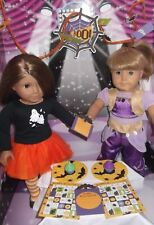 American Girl Costume Halloween Party Set Doll Food Plates Decorations Favors!